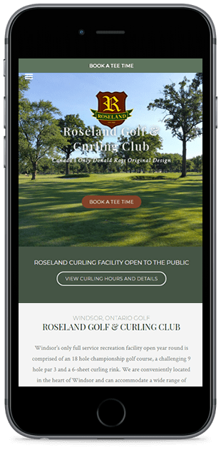 iPhone Roseland
